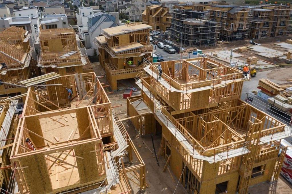 Tăng giá bất động sản thủ đức